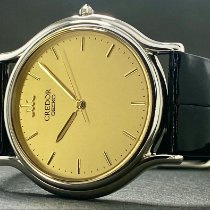 Seiko Credor Сталь 32.5mm Золотой Без цифр
