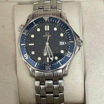 Omega Seamaster Diver 300 M Steel 41mm Blue No numerals Singapore, Singapore