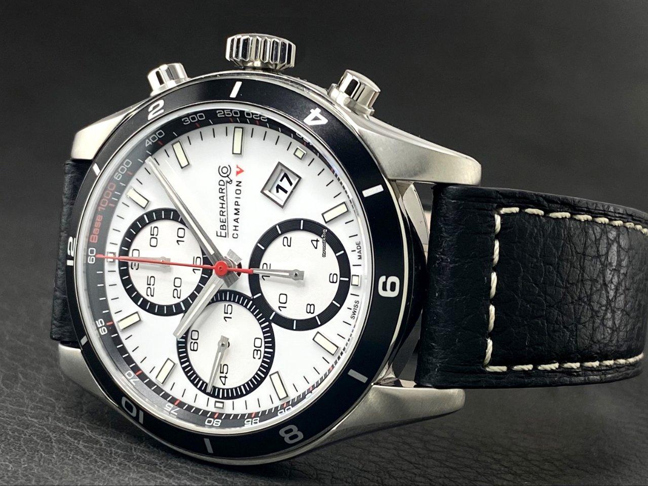Eberhard & Co. Champion V Eberhard & Co. Champion V | ref 31063.1 2020 new