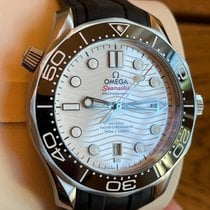 Omega Seamaster Diver 300 M Steel 42mm White No numerals United States of America, Vermont, Burlington