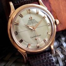 Omega Rose gold Automatic White 36mm pre-owned Constellation