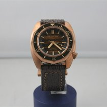 Nethuns new Automatic Luminous hands Rotating Bezel Limited Edition Screw-Down Crown Helium Valve Luminous indices 45mm Bronze Sapphire crystal