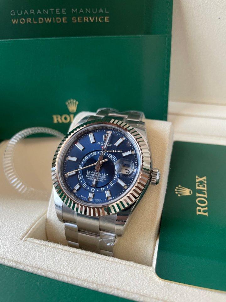 Rolex Sky-Dweller 326934 2021 new