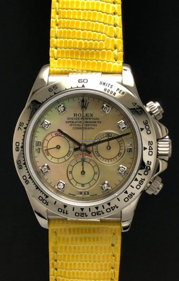 Rolex Daytona 16519 2000 gebraucht