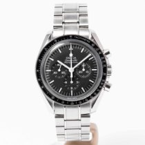 Omega Speedmaster Professional Moonwatch Steel 42mm Black No numerals United States of America, Massachusetts, Boston