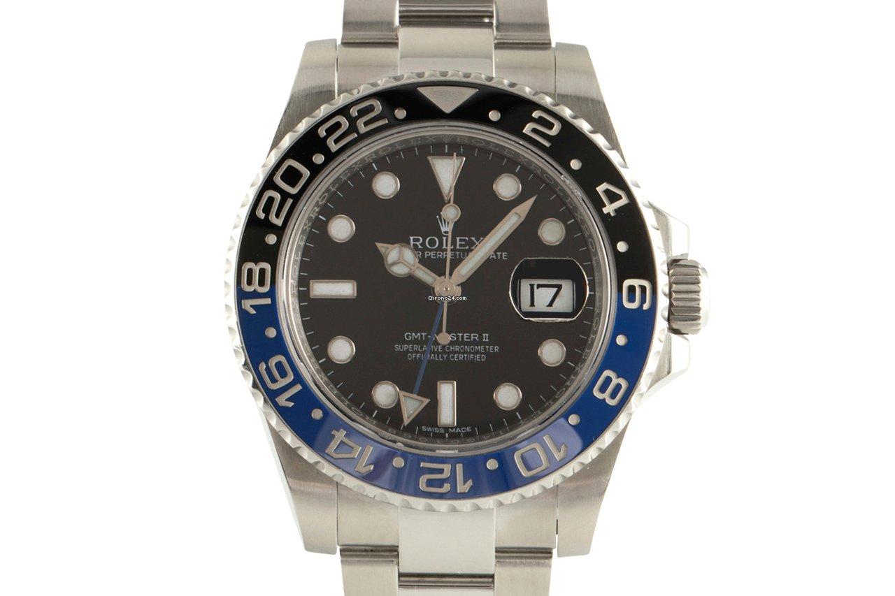 Rolex GMT-Master II 116710 2014 folosit