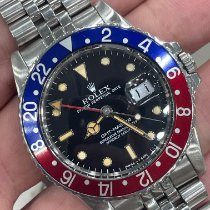 Rolex GMT-Master 16750 Good Steel 40mm Automatic United States of America, New York, New York
