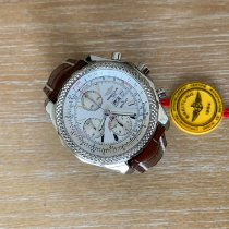 Breitling Bentley GT Steel 45mm White No numerals United States of America, New Jersey, Edgewater