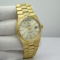 Rolex Day-Date Oysterquartz Yellow gold 36mm Champagne No numerals United States of America, Florida, Orlando