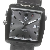 TAG Heuer Professional Golf Watch 36mm Schwarz