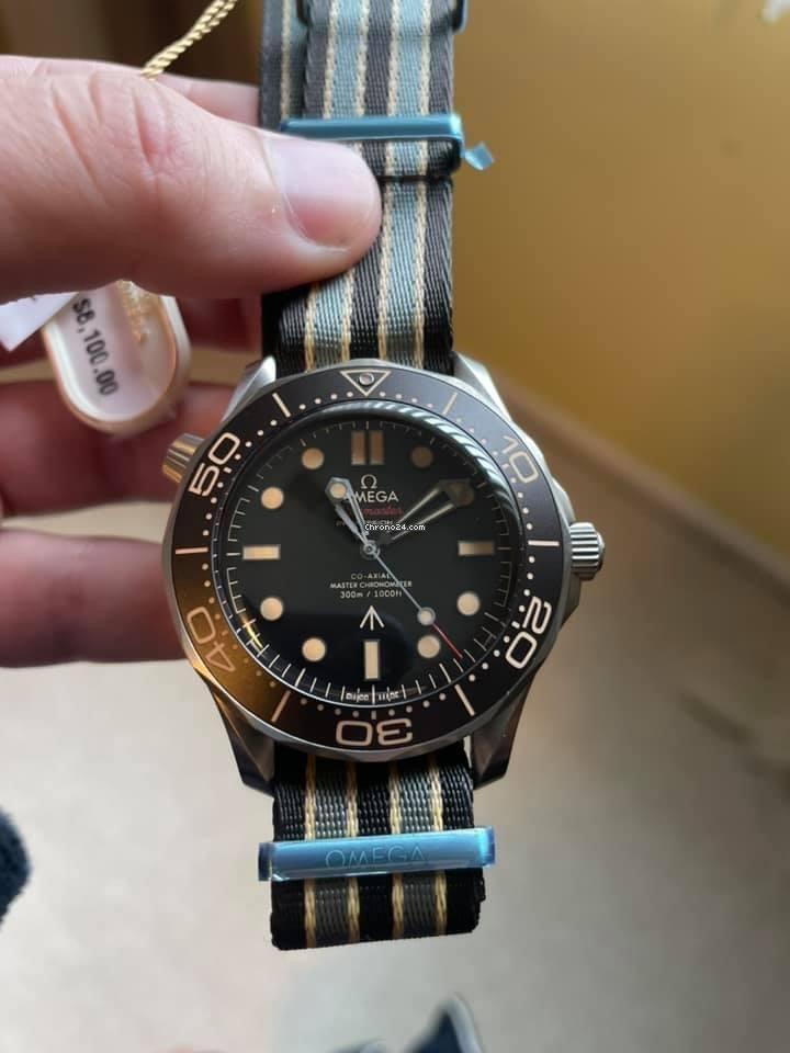Omega Seamaster Diver 300 M 210.92.42.20.01.001 2021 new