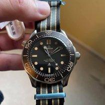 Omega Seamaster Diver 300 M Titanium 42mm Brown No numerals United States of America, Pennsylvania, Moosic