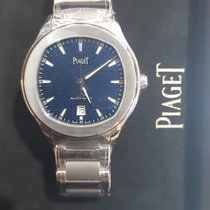 Piaget Polo S Steel 42mm Blue No numerals United States of America, Pennsylvania, Moosic