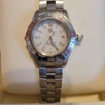 TAG Heuer Aquaracer Lady new 2012 Quartz Watch with original box and original papers WAF1414.BA0823