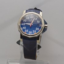 Corum Admiral's Cup (submodel) Steel 40mm Blue Arabic numerals