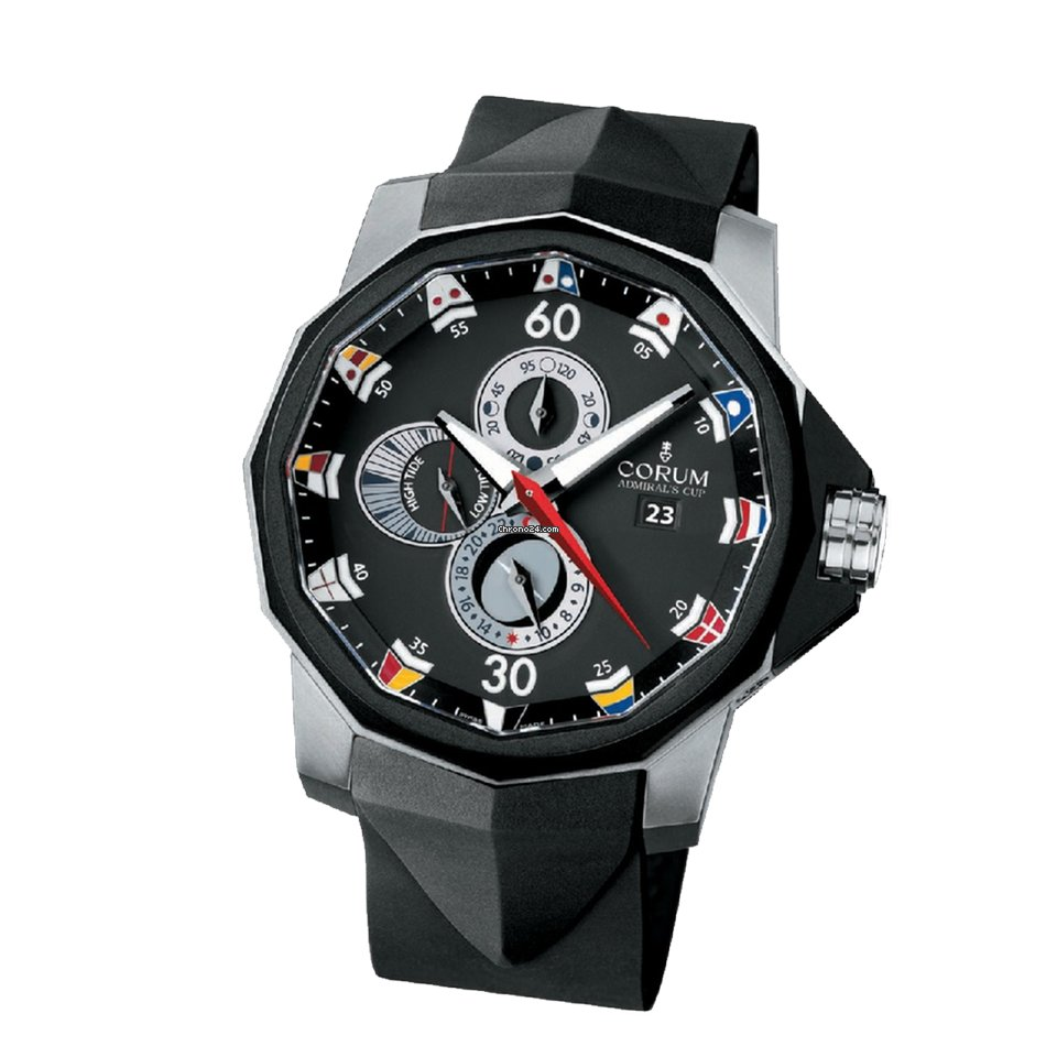 Corum Admiral's Cup (submodel) A277/00128 new