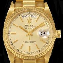 Rolex Day-Date 36 Or jaune 36mm Or Sans chiffres Belgique, bruxelles