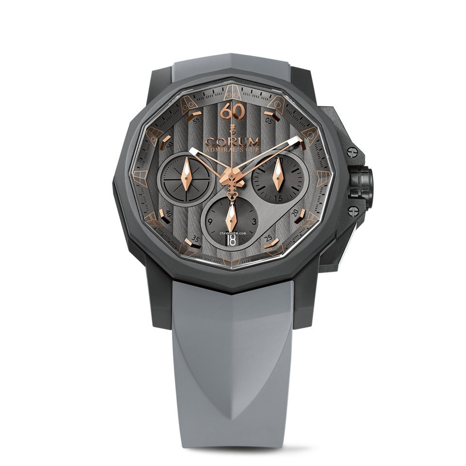 Corum Admiral's Cup Challenger A753/04231 new