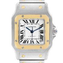 Cartier Santos Galbée new 2011 Automatic Watch with original box and original papers W20099C4