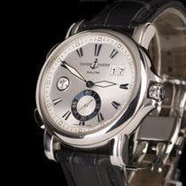 Ulysse Nardin Dual Time new 2005 Automatic Watch with original box and original papers 243-55/91