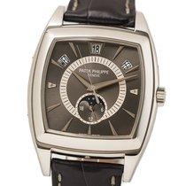 Patek Philippe Gondolo Platinum 40mm Grey No numerals