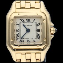 Cartier Panthère Or jaune 23mm Champagne Romains