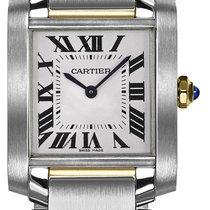 Cartier Tank Française new Quartz Watch only W2TA0003