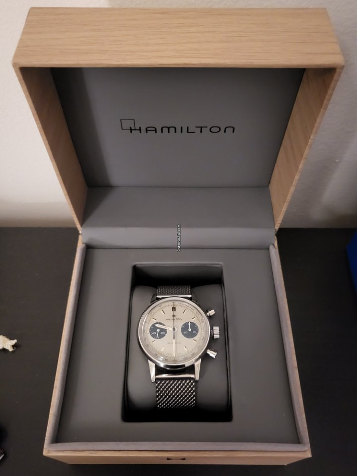 Hamilton Intra-Matic H38429110 2020 pre-owned