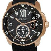 Cartier Calibre de Cartier Diver Rose gold 42mm Black United States of America, Florida, Boca Raton