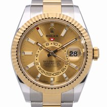 Rolex Gold/Steel 42mm Automatic 326933 pre-owned