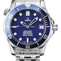 Omega Seamaster Diver 300 M Ocel 36mm Modrá Bez čísel Česko, Praha 1