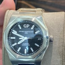 Girard Perregaux Laureato Steel 42mm Black No numerals United States of America, Pennsylvania, Moosic