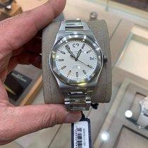 Girard Perregaux Laureato Steel 42mm Silver No numerals United States of America, Pennsylvania, Moosic