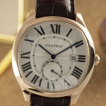 Cartier Or rouge 40mm Remontage automatique 3651 occasion