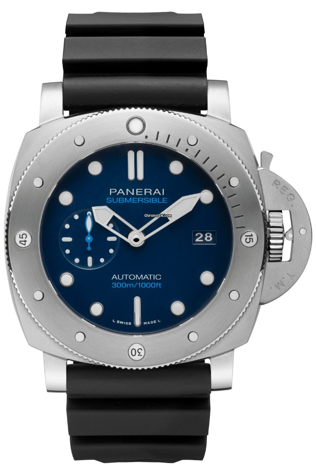 Panerai Luminor Submersible 1950 3 Days Automatic PAM 00692 2021 nuevo