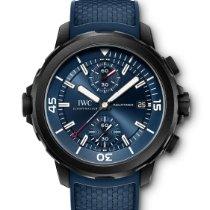 IWC Aquatimer Chronograph Acero 45mm Azul Sin cifras España, Madrid