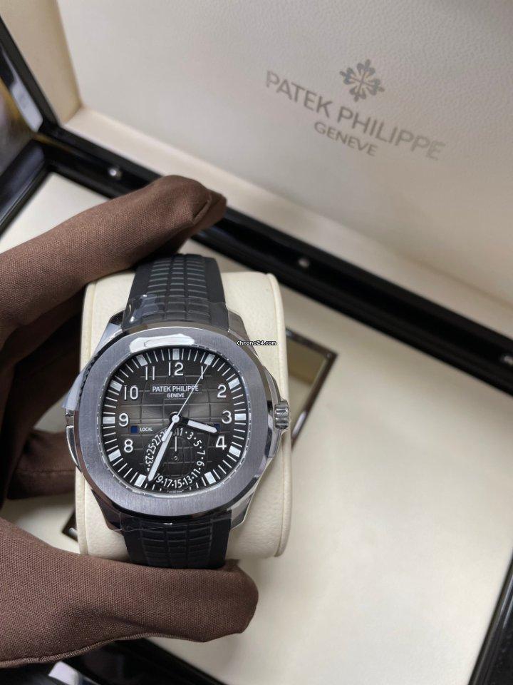 Patek Philippe Aquanaut 5164A-001 2021 new