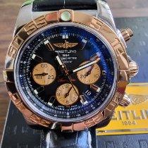Breitling CB011012/B968 Gold/Steel 2017 Chronomat 44 pre-owned