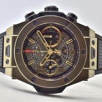 Hublot Big Bang Unico 441.MX.1138.RX Unworn Yellow gold 42mm Automatic