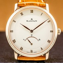 Blancpain Villeret new Automatic Watch with original box and original papers 4063-3642-55