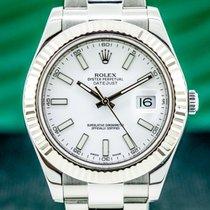 Rolex 116334 Steel Datejust II 41mm United States of America, Massachusetts, Boston