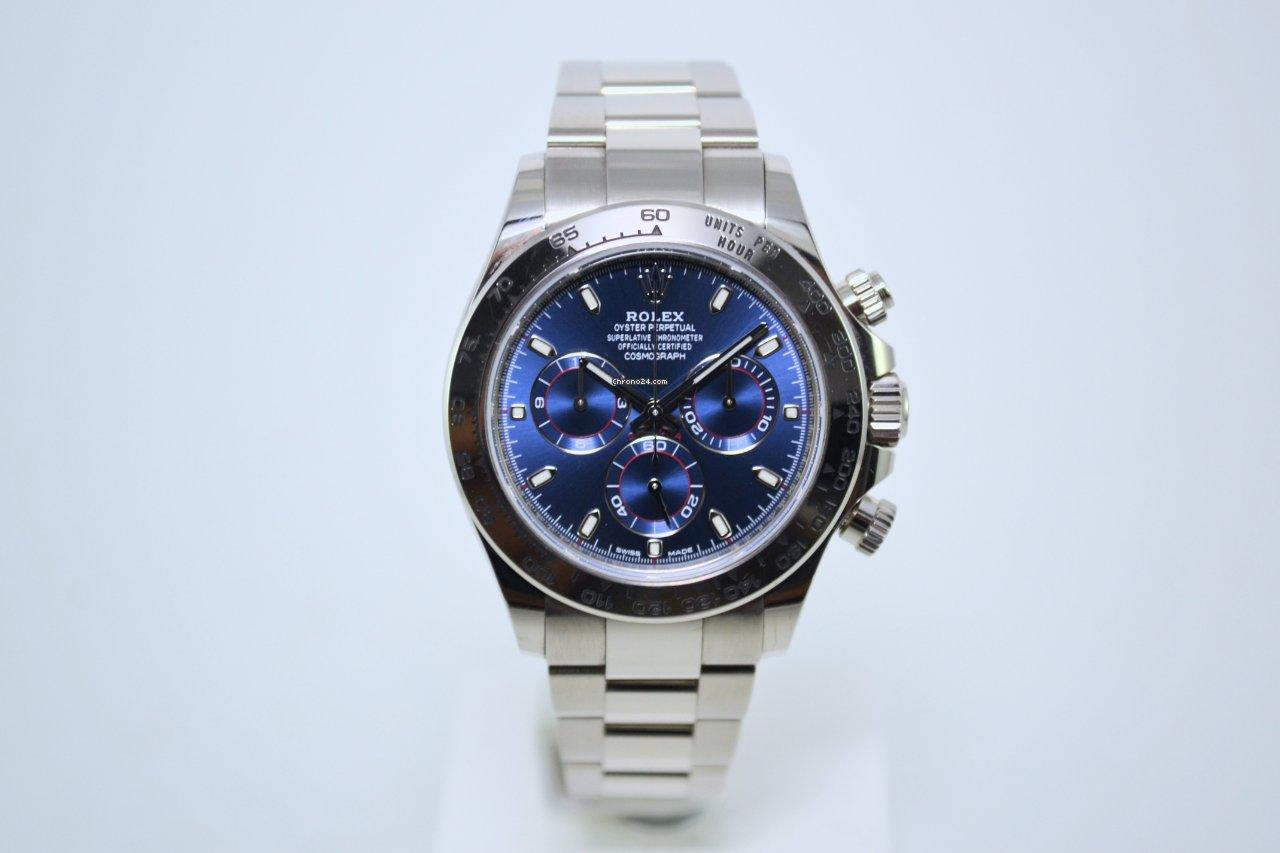 Rolex Daytona 116509 2020 tweedehands