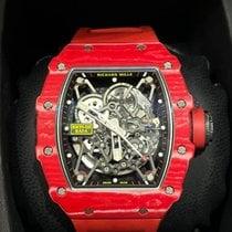 Richard Mille RM 035 RM35-02 Jamais portée Carbone 49.94mm Remontage automatique