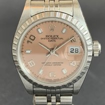 Rolex Oyster Perpetual Lady Date Steel 26mm Pink Arabic numerals United States of America, Tennesse, Nashville