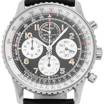 Breitling A33030 Steel 1999 Navitimer 38mm pre-owned