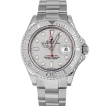 Rolex Yacht-Master 40 Steel 40mm Silver No numerals United States of America, Maryland, Baltimore, MD