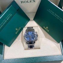 Rolex Daytona White gold 40mm Blue Arabic numerals United States of America, California, Los Angeles
