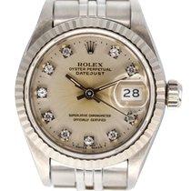 Rolex Lady-Datejust Gold/Steel 26mm Silver United Kingdom, N3 2DN
