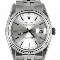 Rolex Steel Datejust 36mm pre-owned United States of America, New York, Smithtown
