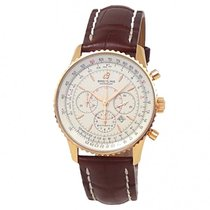Breitling Montbrillant Rose gold 38mm Silver United States of America, New York, New York